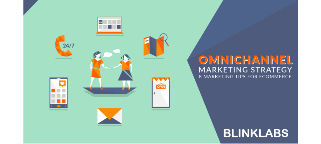 omnichannel e-commerce strategies of blinklabs